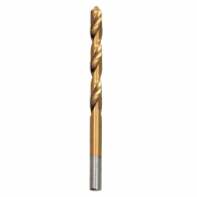 Broca de Aço Rápido c/ Haste Cilíndrica para Metal 6,0MM MTX