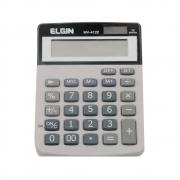 Calculadora de Mesa Solar e Bateria 12 Dígitos MV4122 Elgin