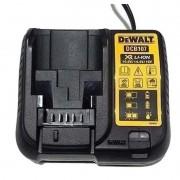 Carregador de Bateria 12-20V MAX LI-ION DCB107 Dewalt
