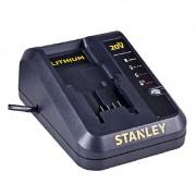 Carregador de Bateria Íon Lítio 20V SC201 Stanley
