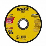Disco de Corte Metal/Inox Dewalt, DW8062-AR