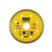 Disco Diamantado Para Porcelanato 4 Pol. Dewalt DW57400BHP
