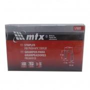 Grampos 22mm Para Grampeador Pneumático 576649 MTX