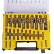 Kit 150 Brocas de Precisão para Micro Retíficas 0.4 a 3.2mm