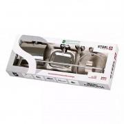 Kit Para Banheiro Chroma 5 peças - Steel Design