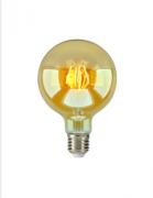 Lâmpada Filamento LED Retrô 4W G95 Embuled