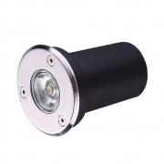 Luminária Led Embutido para Solo 6W Bivolt LM615 Luminatti
