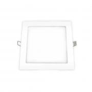 Luminária Plafon de Embutir 12W Superled 03209A Ourolux