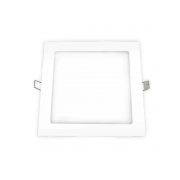 Luminária Plafon de Embutir 18W Superled 03207A Ourolux