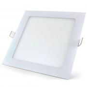 Luminária Plafon de Embutir 24W Superled 03205A Ourolux