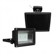 Luminária Refletor Solar 60 LEDS para Jardim 17194 Ecoforce
