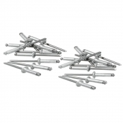 Rebites de Alumínio com Repuxo 4.8 X 16MM 50 Pçs 406659 MTX