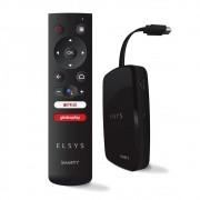 Receptor Smarty TV Via Internet Full HD Preto ETRI01 Elsys