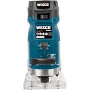 Tupia Laminadora 500W Pinça 1/4 com Guias WS5047 Wesco