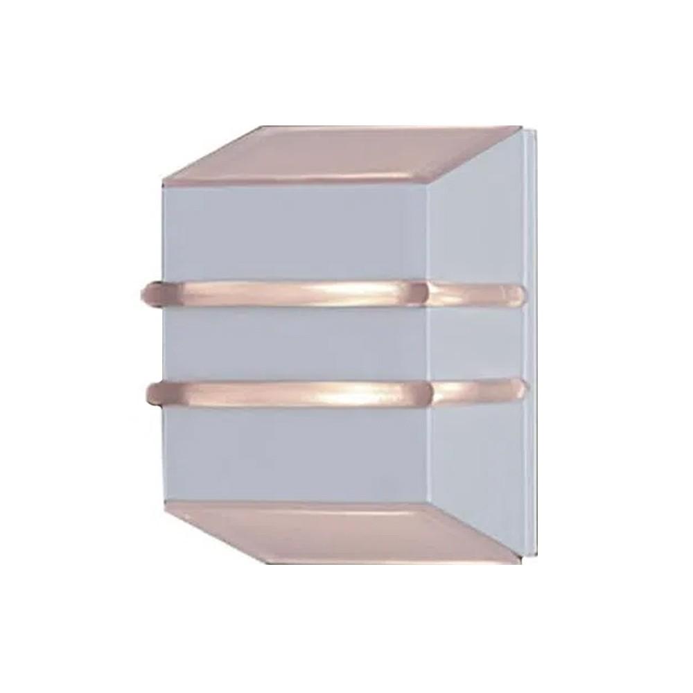 Arandela de Alumínio  para Iluminação Flash Bivolt 956 Ideal