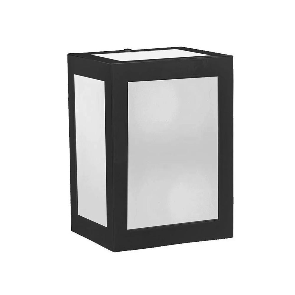 Arandela para Iluminação Externa Quadrada Bivolt 290 Ideal