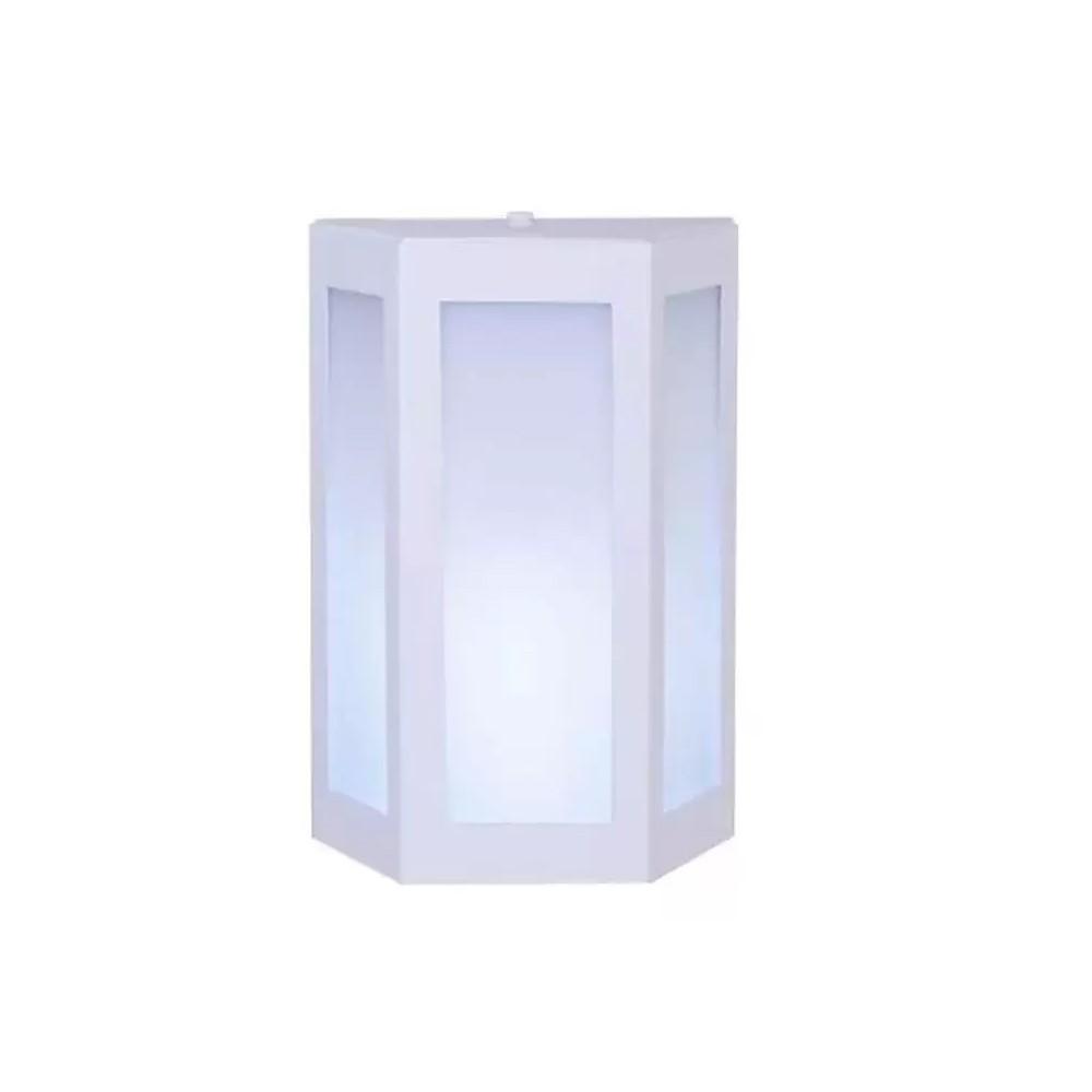 Arandela para Iluminação Externa Trapézio Bivolt 291 Ideal