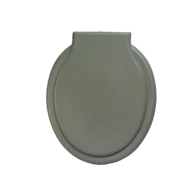 Assento para Vaso Sanitário Oval Plástico Alumasa