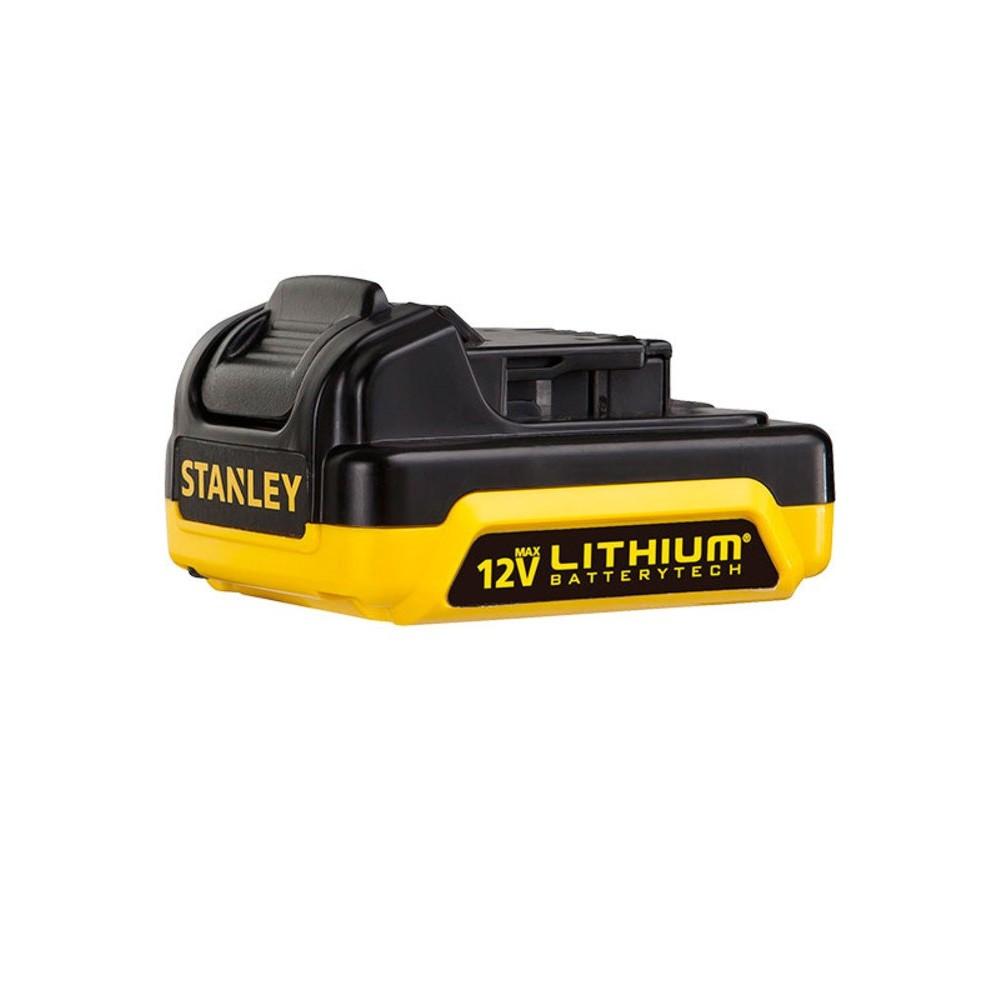 Bateria 12V Litio para Parafusadeira 1,5HA SB12S-BR Stanley