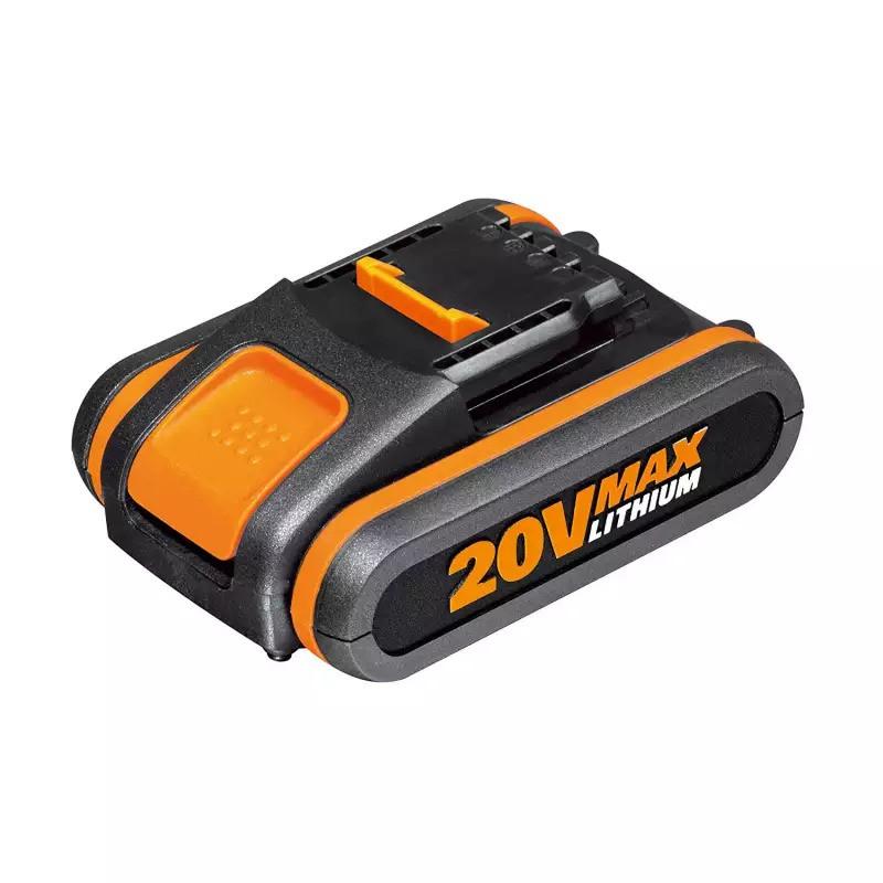 Bateria de Íons de Lítio 20V 2,0Ah Powershare WA3551 Worx