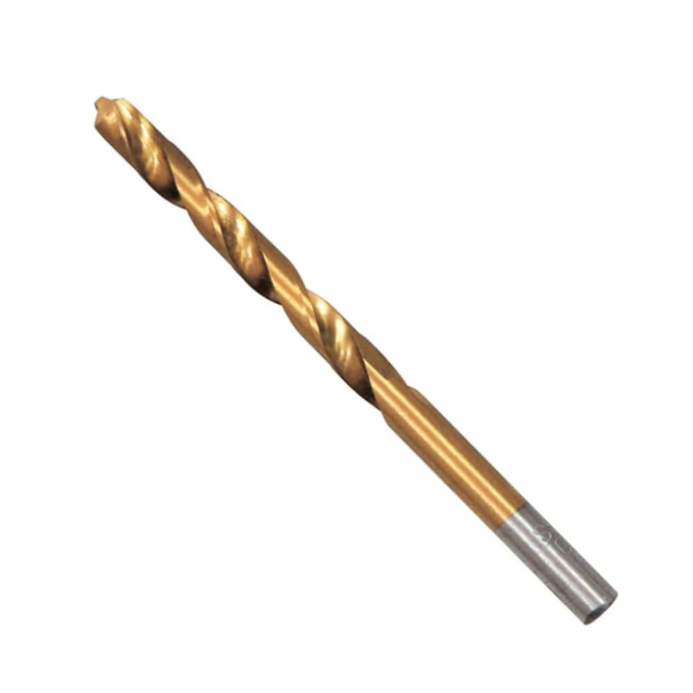 Broca de Aço Rápido c/ Haste Cilíndrica para Metal 8,0MM MTX