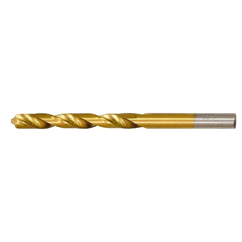 Broca de Aço Rápido Para Metal 9mm 7179009 MTX