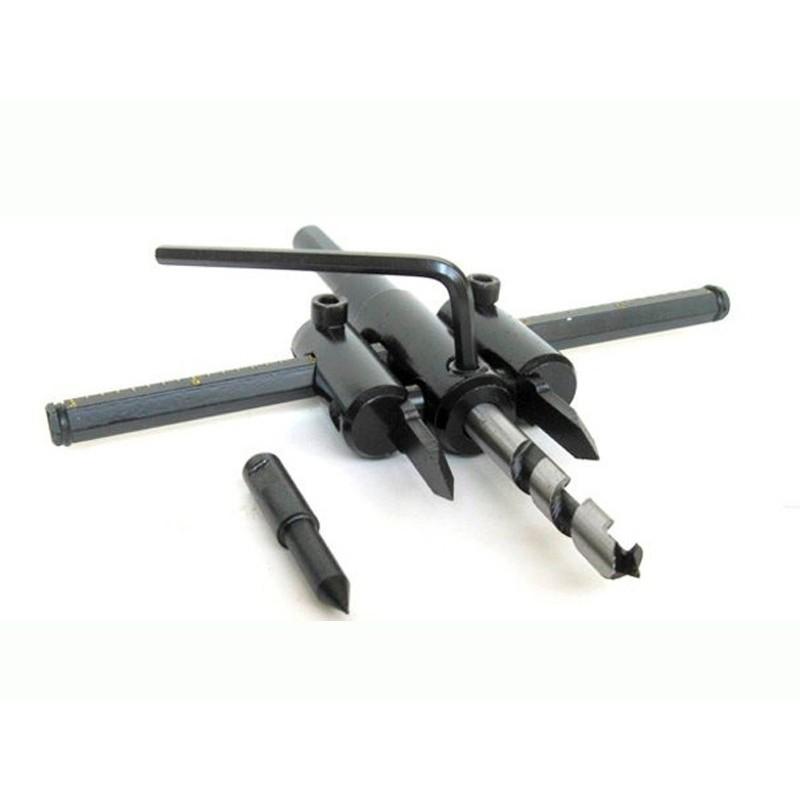 Broca P/ Madeira Ajustável Bailarina 30-120mm 704979 MTX