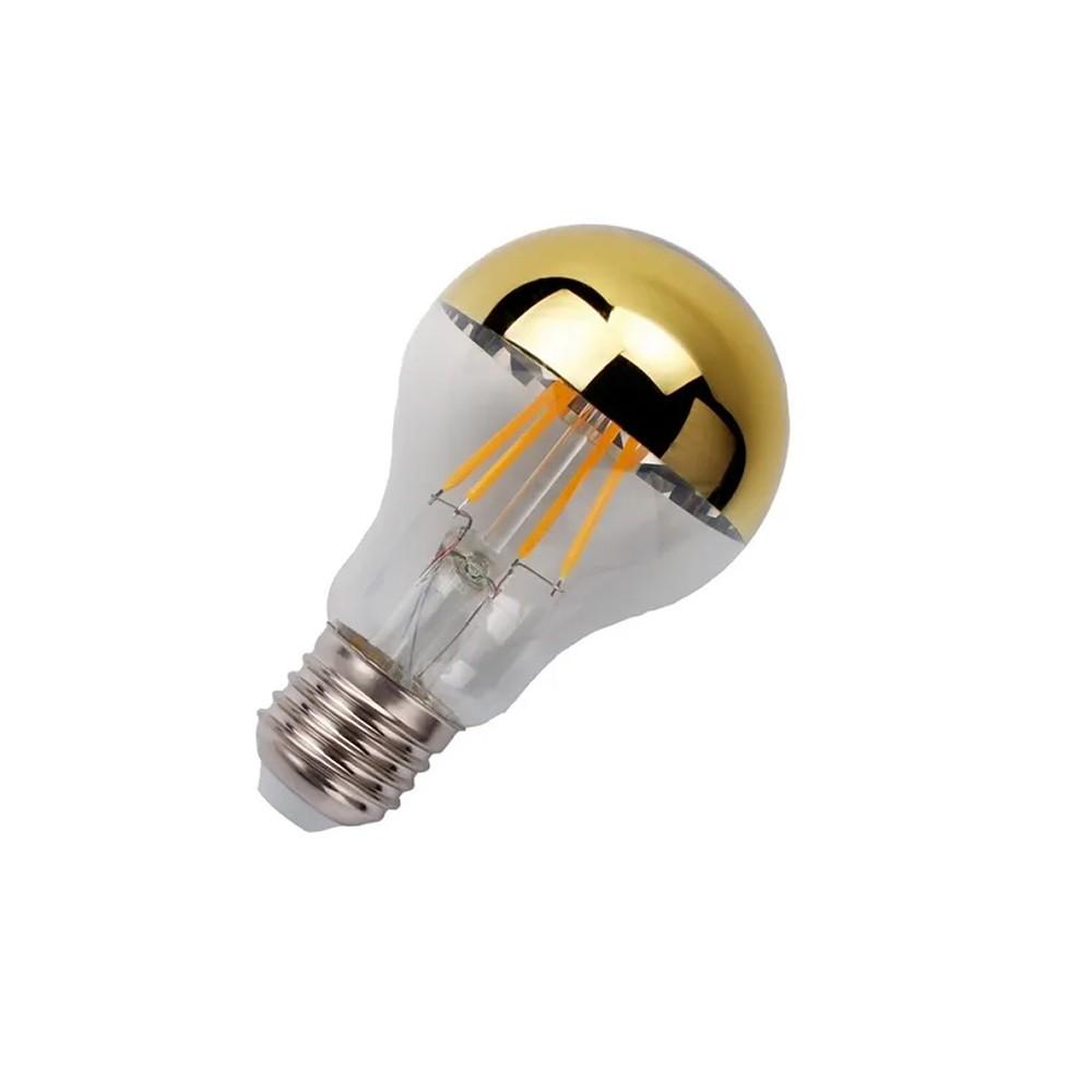 Bulbo Filamento Defletora Âmbar Dourada 4W LM1062 Luminatti