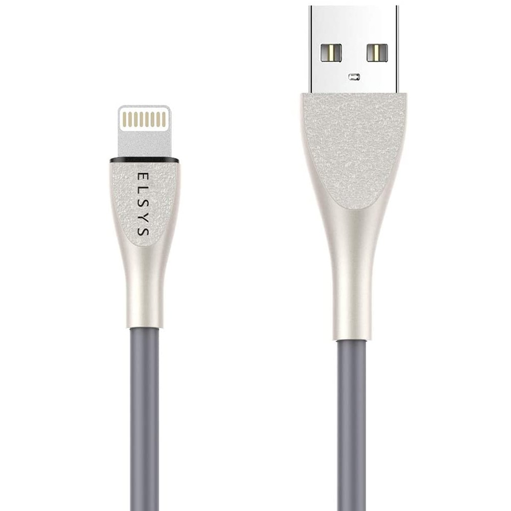 Cabo de Dados USB Lightning Apple para Celular Iphone Elsys