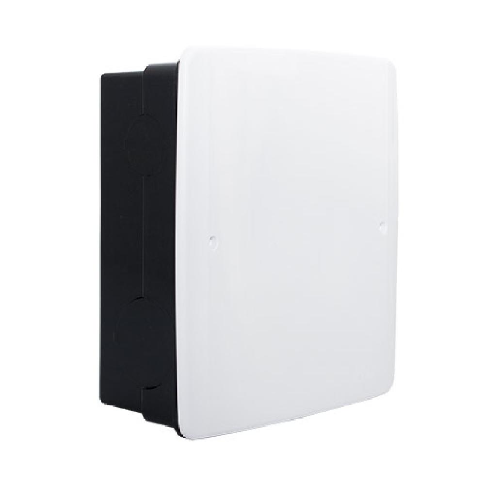 Caixa de Passagem Para Embutir PVC 20X20 Ilumi