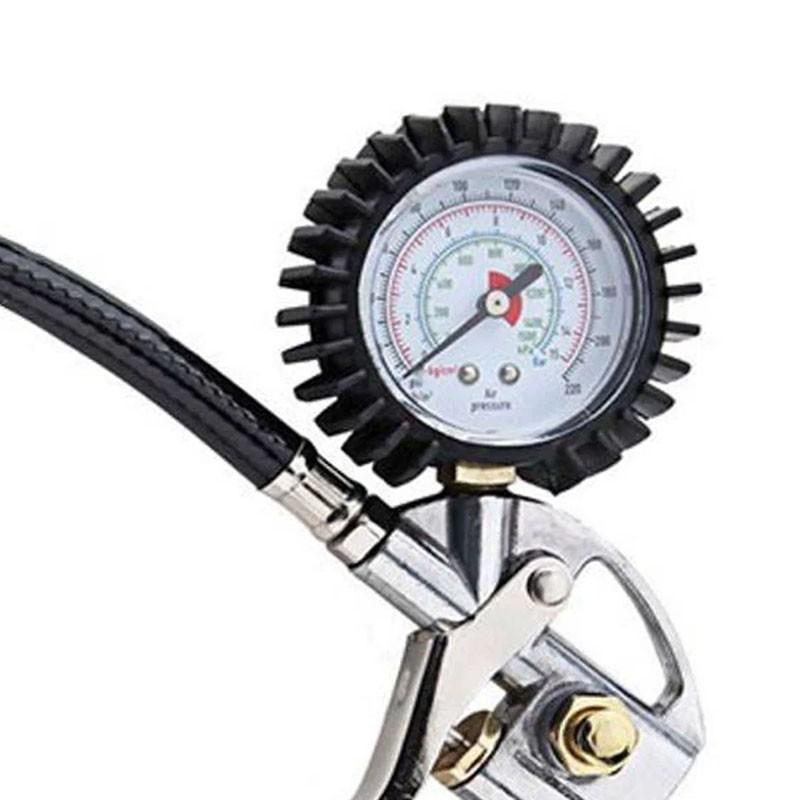 Calibrador Manual C/ Manômetro e Rosca 1/4'? Stels 5732255