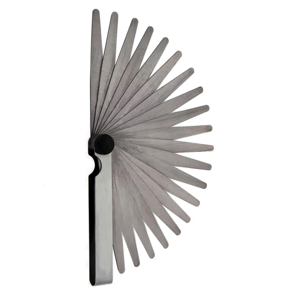 Calibre de Folga Tipo Canivete c/13 Lâminas 0,05 a 1,0MM Eda