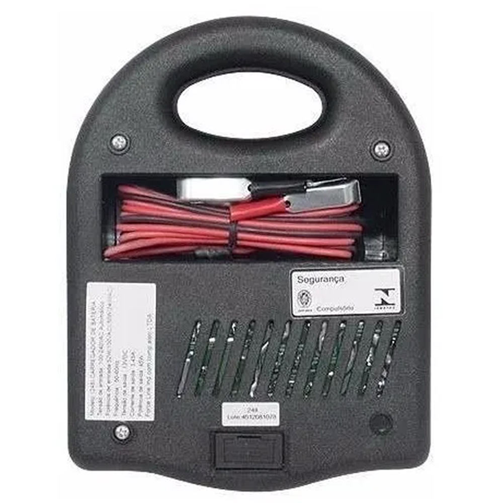 Carregador de Baterias Inteligente Automotiva 248 Force Line