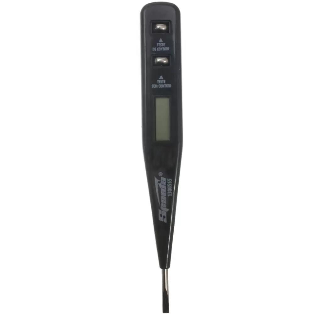 Chave Multi teste Digital Display Lcd 12/220V 1308055 Sparta