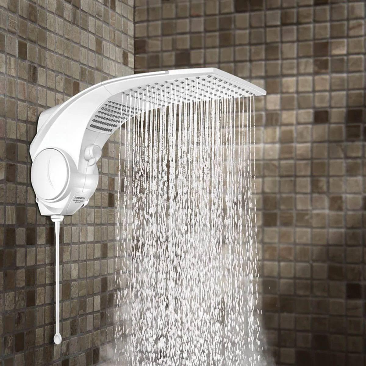 Chuveiro Duo Shower Quadra Eletrônica Lorenzetti