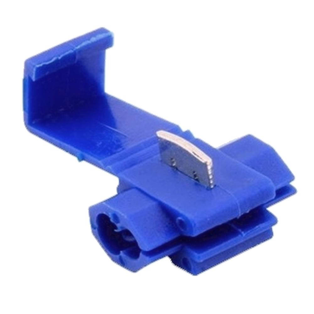 Conectores de Derivação Azul 1,5 a 2,5mm² 50 Peças Decorlux