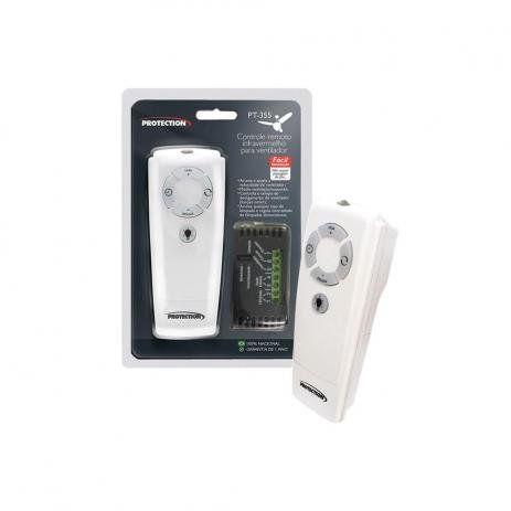 Controle Remoto Universal para Ventilador Teto e Parede Protection
