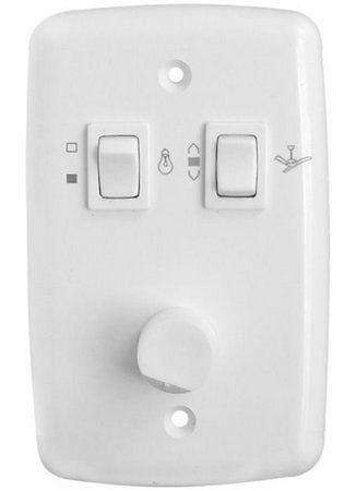 Controle Rotativo para Ventilador de Teto Rima Tompografia