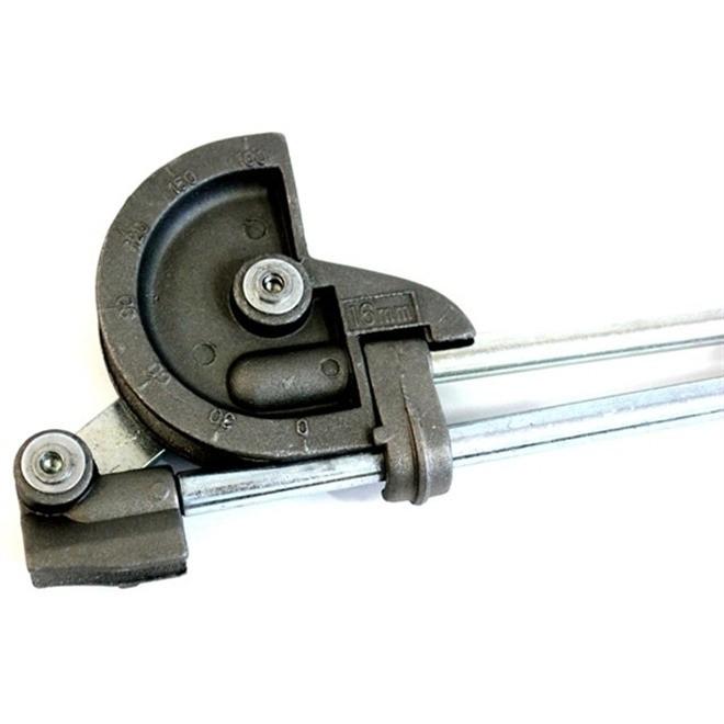 Curvador de Tubos Manual Profissional 16mm Black Jack L120