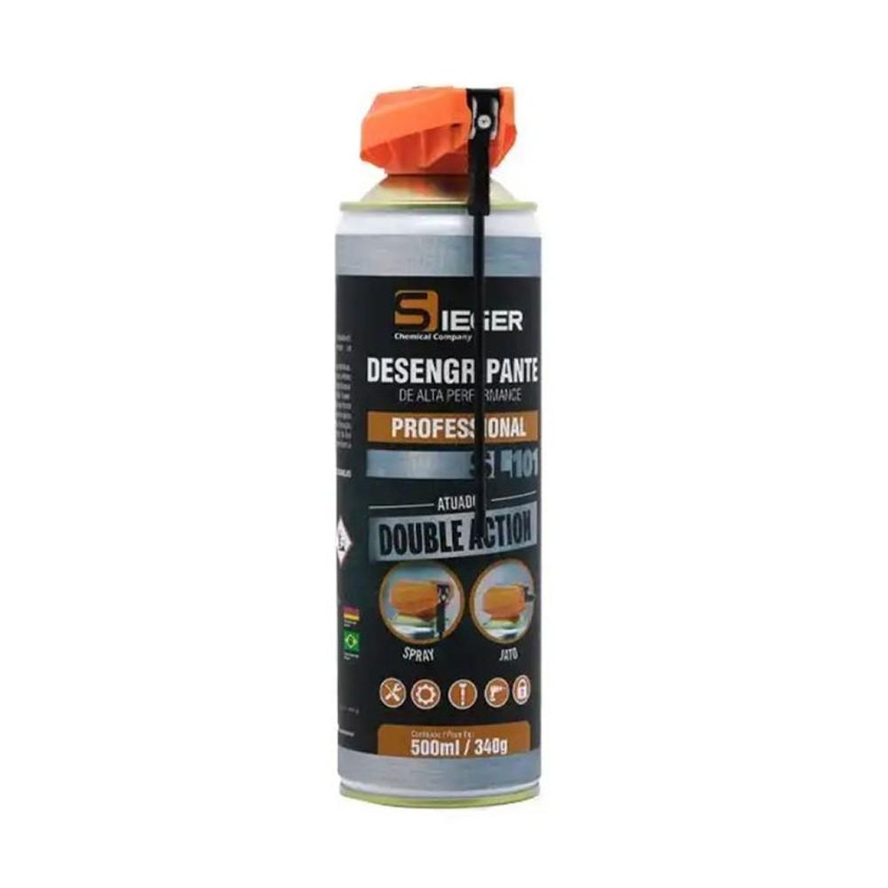 Desengripante Lub Profissional Spray 500ml/340g SL101 Sieger