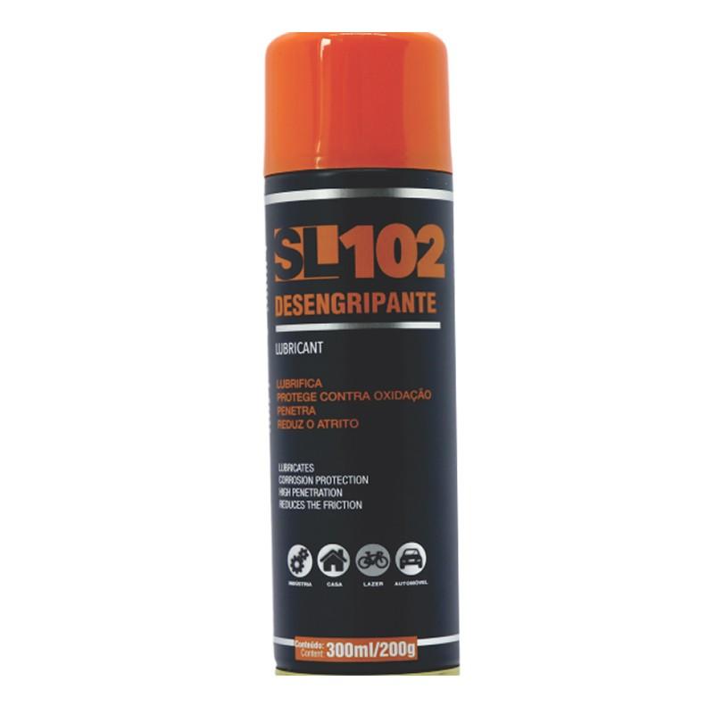 Desengripante Lub Profissional Spray 65ml / 40g SL102 Sieger