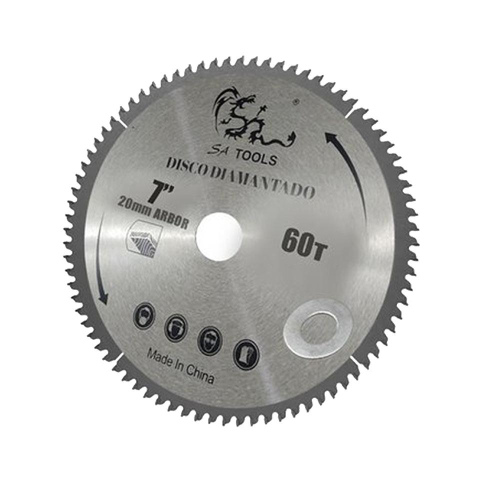 Disco de Widea para Serra Circular 7 Polegadas 60T Sa Tools