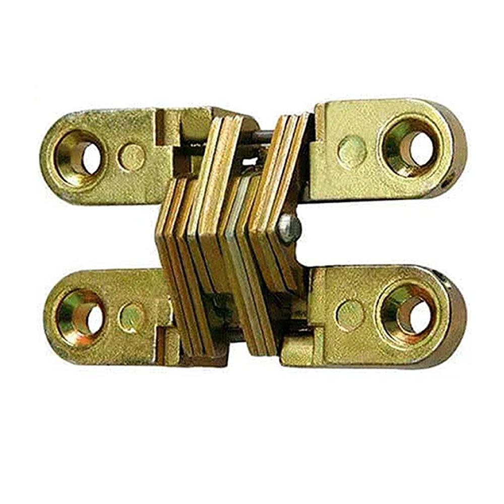 Dobradiça Invisível Corpo Liga para Porta 45MM 13471 Rayco