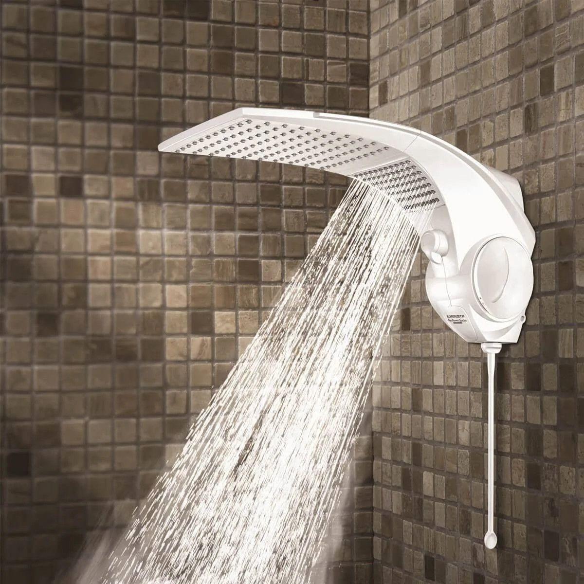 Chuveiro Duo Shower Quadra Multitemperaturas Lorenzetti