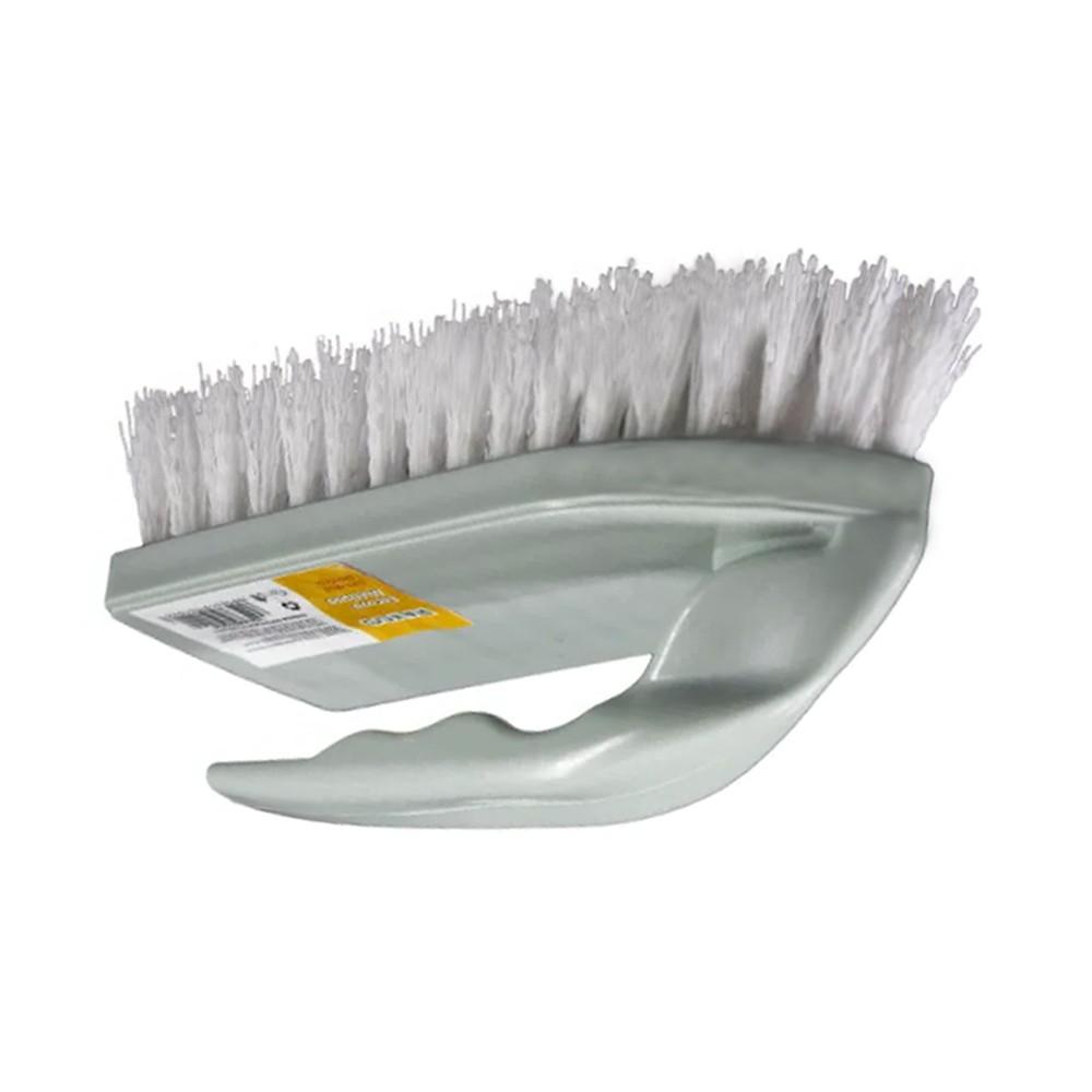 Escova Multiuso com Alça Plástica de Lavar Roupa 14889 Rayco