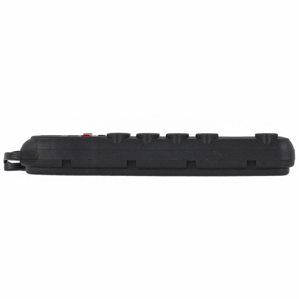 Filtro de Linha Protetor 5 Tomadas com USB Bivolt Force Line