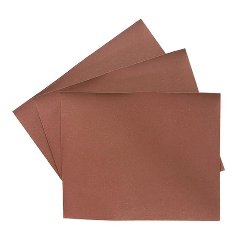 Folha de Lixa para Metal (D'água) Grão 120 7561055 MTX