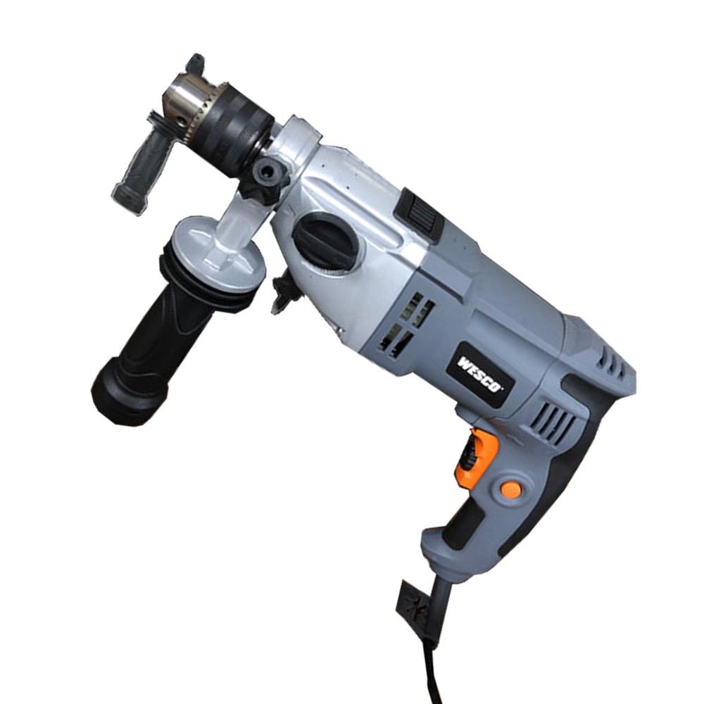 Furadeira de Impacto Chave Mandril 13mm 850W WS3177 Wesco