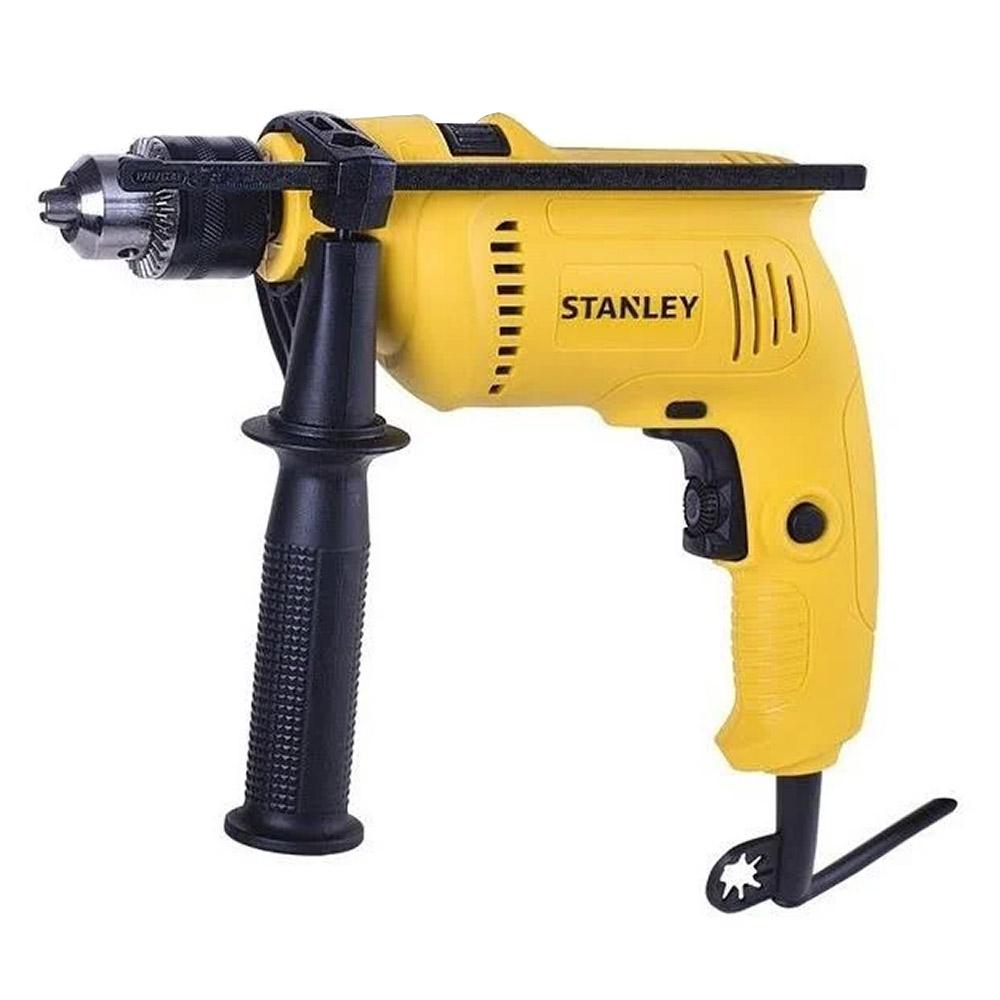 Furadeira e Parafusadeira de Impacto 600W SDH600BR Stanley