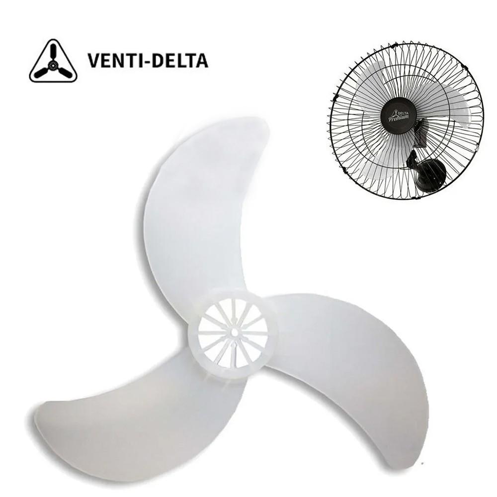 Hélice para Ventilador Oscilante de Parede 60cm Venti-Delta